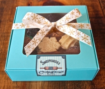 Large Cookie Gift Box (25 pieces)