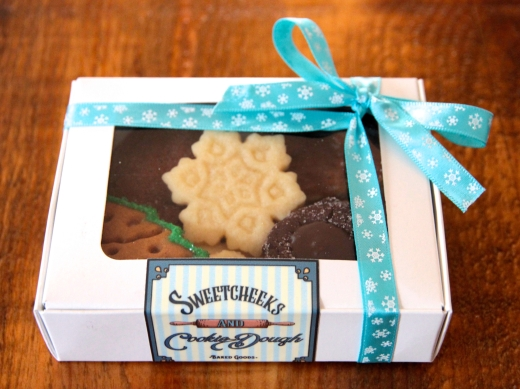 Small Cookie Gift Box (8 pieces)