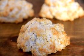 Lemon-Lavender Tea Biscuit