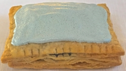 Wild Blueberry Toaster Pie