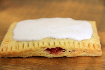 Strawberry Toaster Pie