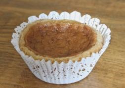 Toasty Cinnamon Butter Tart
