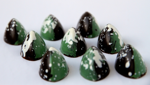 Jasmine Green Tea Chocolate Bonbon