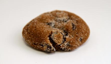 Chewy Chocolatey Gingerbread