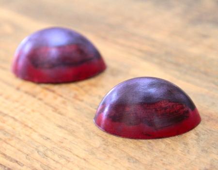 Grand Marnier-Lavender Chocolate Bonbon