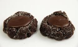 Chocolate Thumbprint